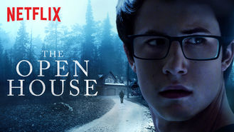 Netflix box art for The Open House