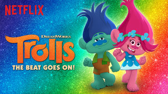 Netflix Box Art for Trolls: The Beat Goes On! - Season 1