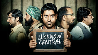 Netflix box art for Lucknow Central