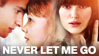 Netflix box art for Never Let Me Go