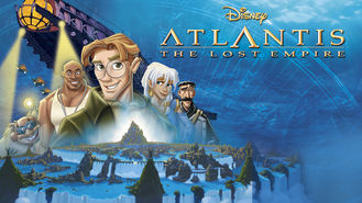 Netflix box art for Atlantis: The Lost Empire