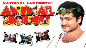 Netflix box art for National Lampoon's Animal House