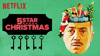 5 Star Christmas (2018) on Netflix in Thailand