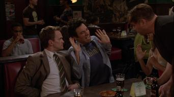 How I Met Your Mother: Season 4: The Fight