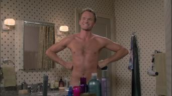 How I Met Your Mother: Season 4: The Naked Man
