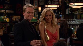 How I Met Your Mother: Season 1: Mary the Paralegal
