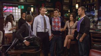How I Met Your Mother: Season 8: Lobster Crawl