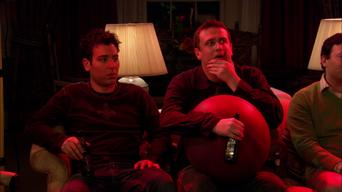 Is How I Met Your Mother Season 2 Bachelor Party On