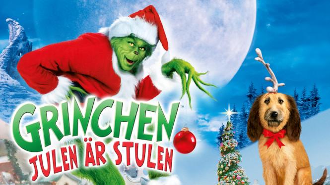 Grinchen – julen är stulen