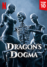 Search netflix Dragon's Dogma